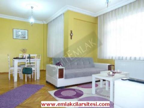 Emlak | Konut - Satılık - Daire - istanbul bahçelievler yayla satılık daire emlakçıdan 90 m2 2+1 1