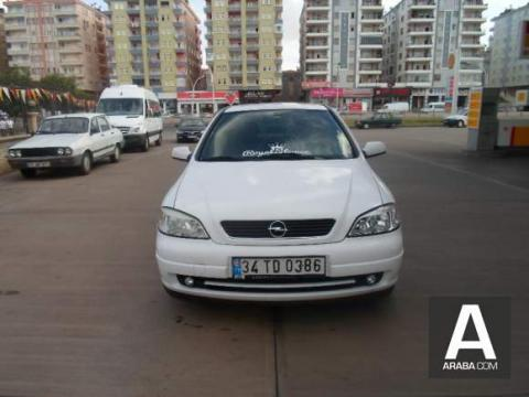 Vasıta | Otomobil - Opel - Astra - Opel Astra 1.4 GL ORJİNAL..HATASIZ..