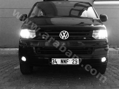 Vasıta   Otomobil - Volkswagen -  - HATASIZ--BOYASIZ  Volkswagen Transporter Cit