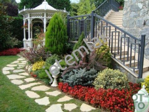 Park-Bahçe | Peysaj -  -  - Bir projenin üst düzey peyzaj ekibiyle, hedeflenen kalite